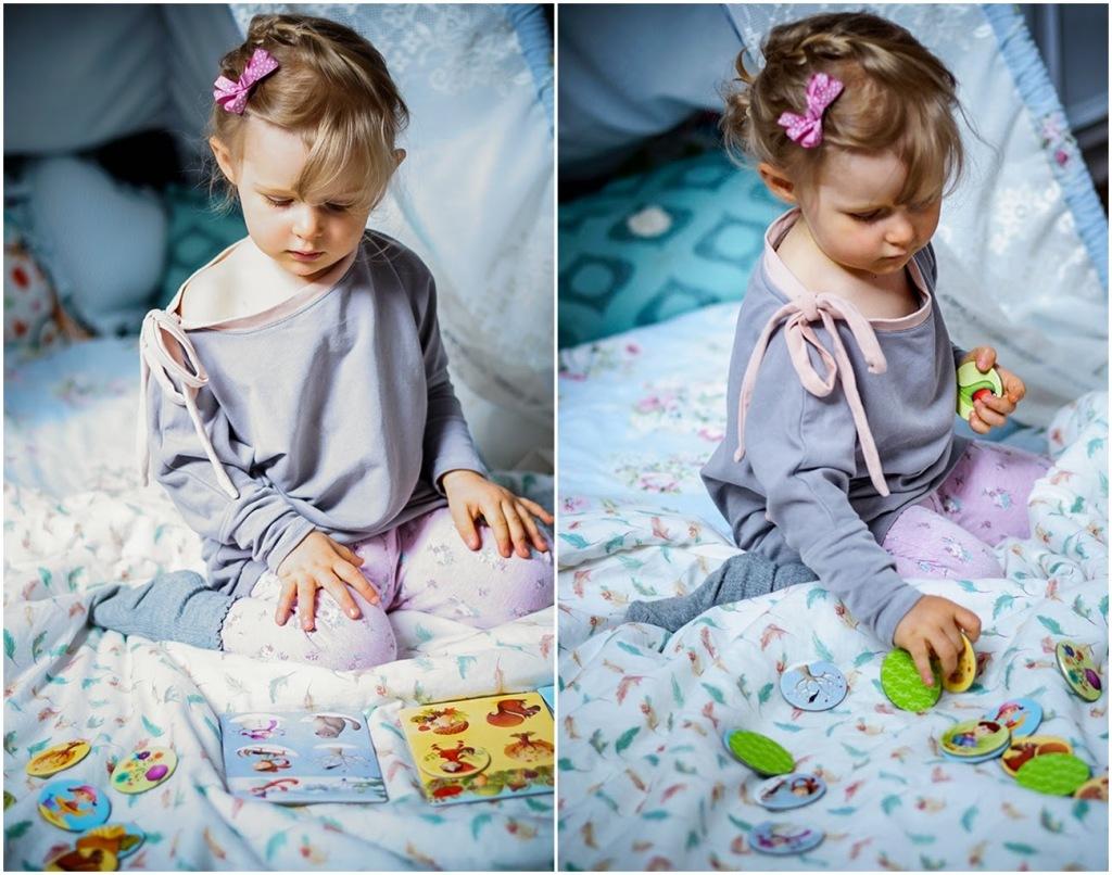 djeco, pierwsze puzzle, djeco lotto, piu di me, moda dziecięca blog