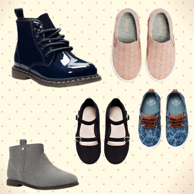 jesienne buty dla dziewczynki, zara, ccc, deichmann, mrugała, gap, hm, balerinki, trzewiki, emel, buty dla dziewczynki, na jesień, wikilistka, wikilistka blog