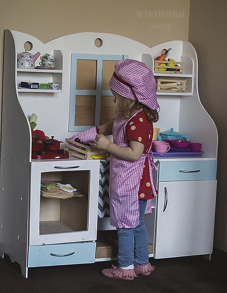 Drewniana kuchnia dla dzieci DIY  Zrób to sam! wikilistka pl -> Kuchnia Dla Dzieci Gra Za Darmo