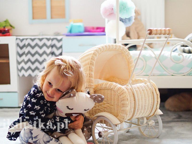 moda dziecięca, blog parentingowy, wózek dla lalek, zabawki
