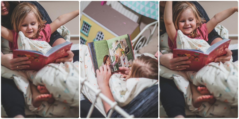 czytanie dzieciom, czytanie dziecku, czytanie dziecku bajek, jak czytam dziecku, co czytać dziecku, jakie bajki czytać, wikilistka, blog