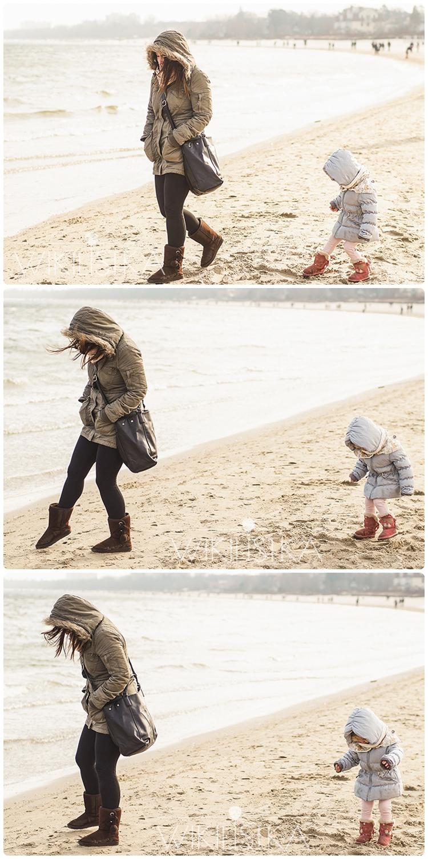 zrób-to-wikilistka-23, nad morzem, plaża zimą, bałtyk zimą, mama i córka, wikilistka, wikilistka.pl, blog lifestylowy, lifestyle z dwulatką u boku
