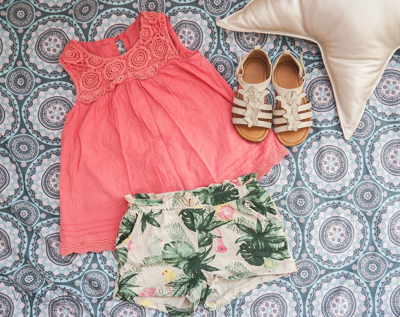 sztuka kupowania, moda dziecięca na lato