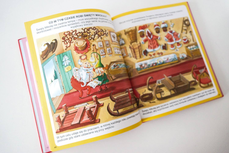 święty mikołaj, olesiejuk, książka dla dziecka, książki dla dzieci
