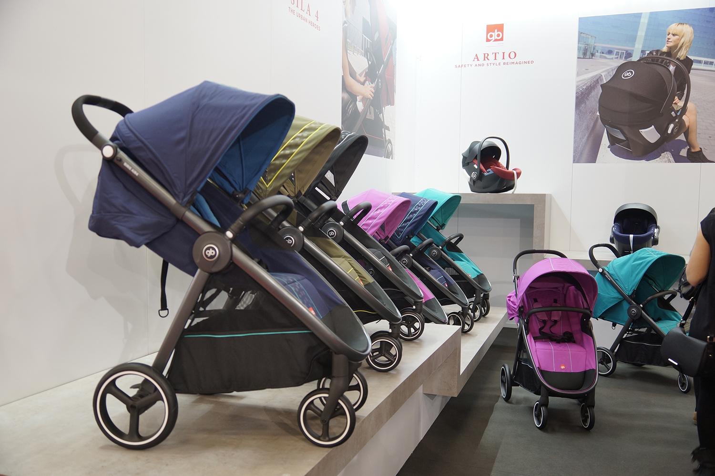 cybex, wózki dla dzieci, wózek dla dziecka, targi kids time 2016