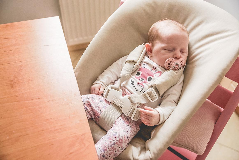 krzesełko Stokke Trip Trapp, newborn set, wyprawka dla noworodka, wyprawka dla niemowlaka, wyprawka dla dziecka, wyprawka do szpitala