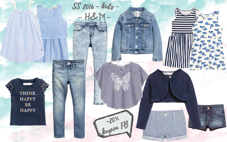 h&m kids, moda dziecięca, moda dla dzieci