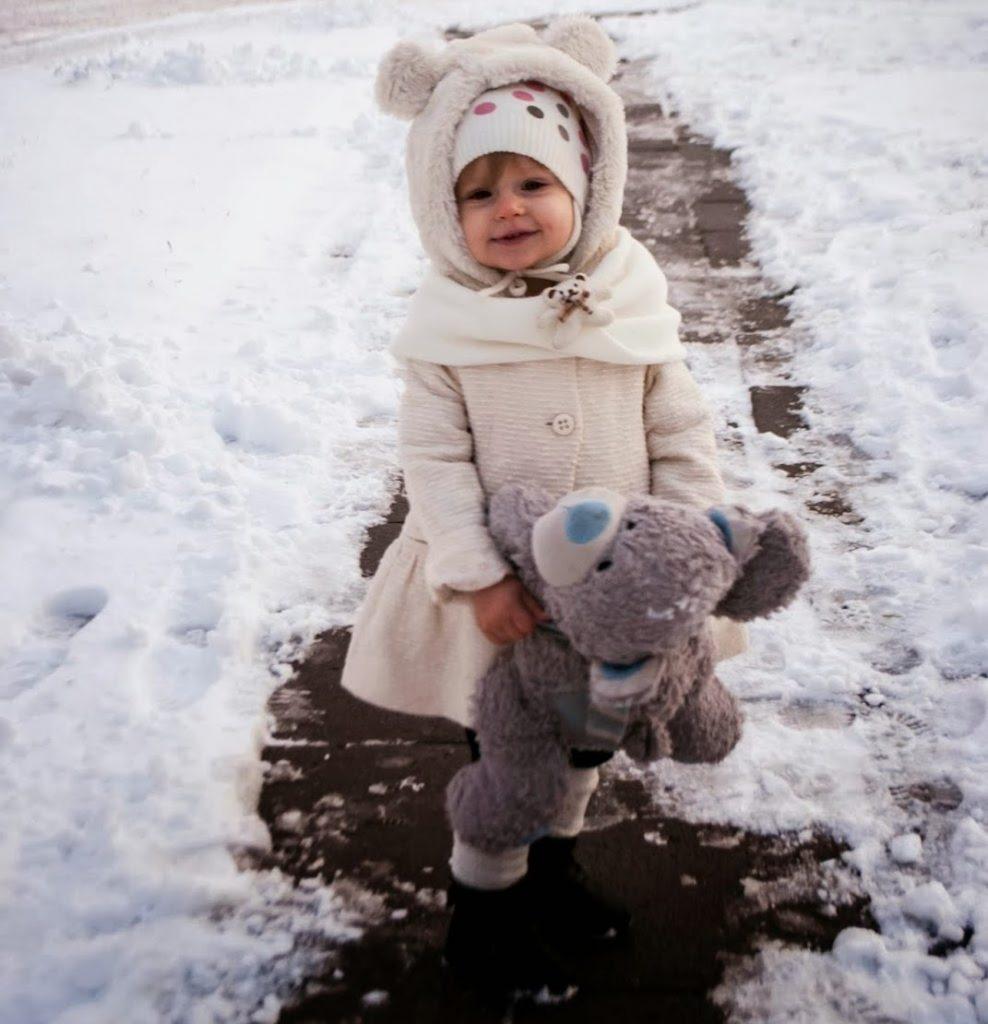 Outfit Śnieżynka