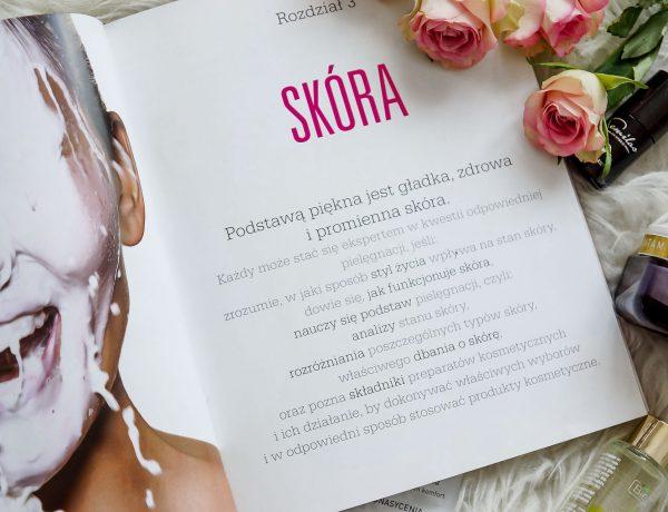 Błędy w pielęgnacji cery - skóra, fragment książki