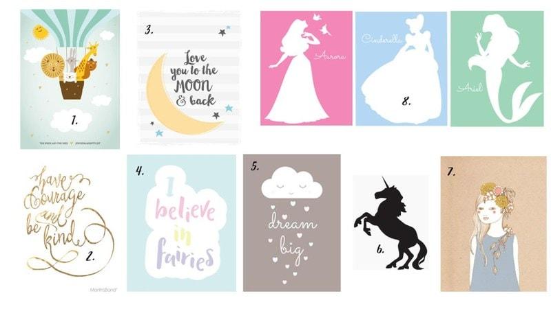 darmowe obrazki do wydrukowania, obrazki dla dzieci, obrazki do pokoju dla dzieci