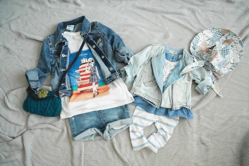 pakowanie walizki, jak spakować walizkę, moda dziecięca, blog parentingowy