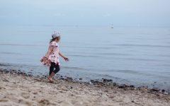 Lato, dziecko, zabawa, moda dziecięca, baby fashion