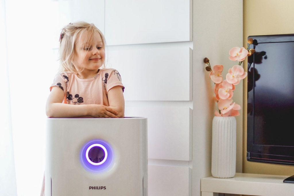 Oczyszczacz powietrza Philips
