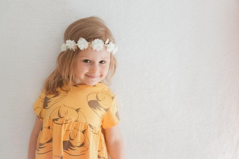 zazulla, sukienka letnia, sukienka dla dziewczynki