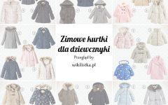 zimowa kurtka dla dziewczynki, fotografia dziecięca, blog parentingowy