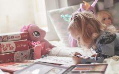 zabawka edukacyjna, czytanie