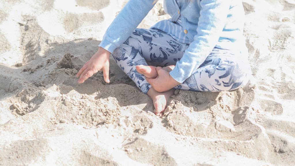 na plaży, dzień dziecka, wikilistka, prezent na dzień dziecka