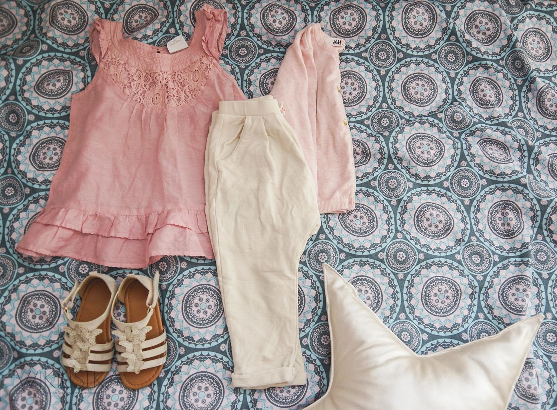 moda dziecięca na lato,