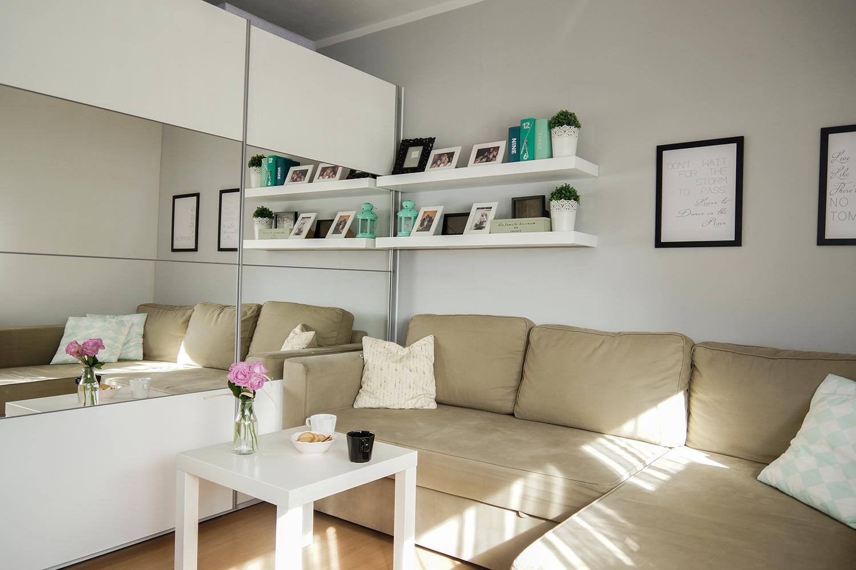 Jak Urządzić Salon Minimalnym Kosztem Zobacz