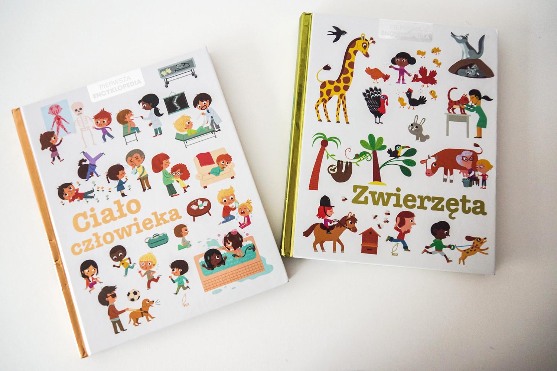 pierwsza encyklopedia, zwierzęta, książka dla dziecka, książki dla dzieci