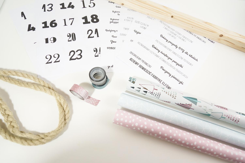 kalendarz adwentowy, ikea
