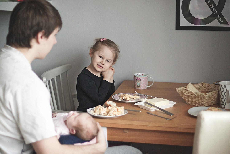 projekt 365, śniadanie, jedzenie, kubek, dzieci