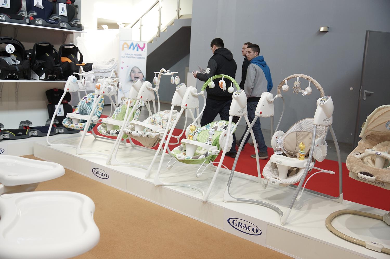 Łóżeczka, wózki turystyczne, Ingenuity, Graco