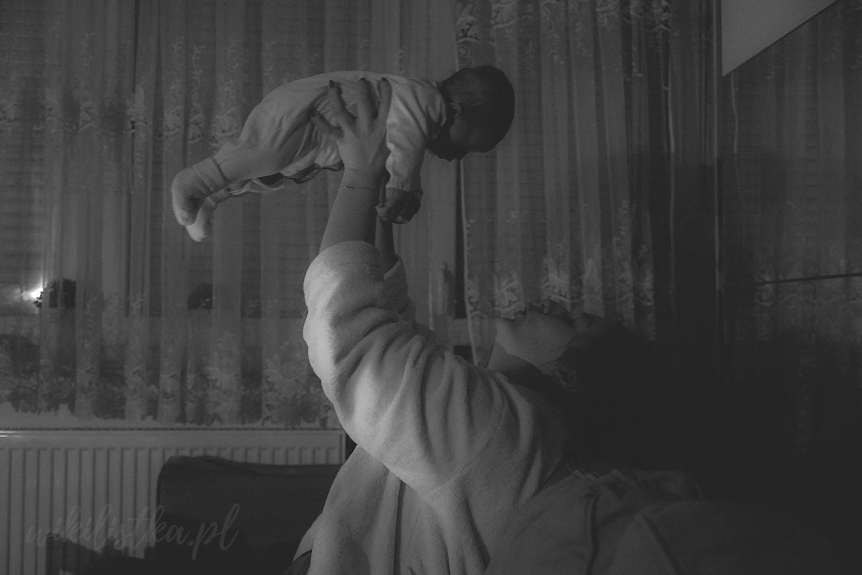Projekt 365, dziecko, mama