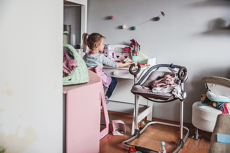 Projekt 365, łóżeczko dla dziecka