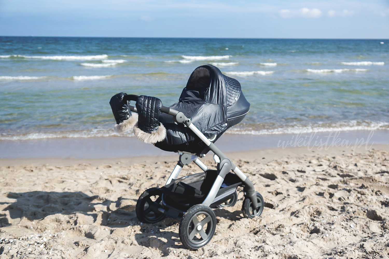 stokke trailz, winter kit, wózek, wózek dla dziecka, spacerówka, wózek spacerowy