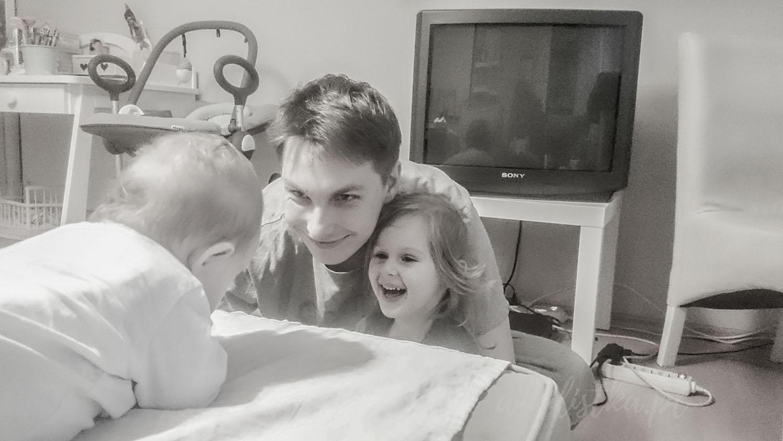 Projekt 365, tata, dzieci