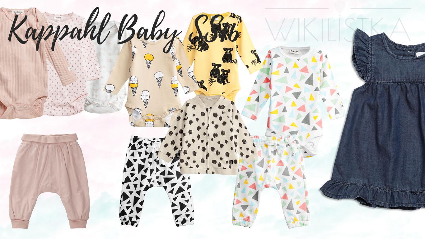kappahl baby, letnia moda dziecięca, moda dla dzieci, ubrania na lato