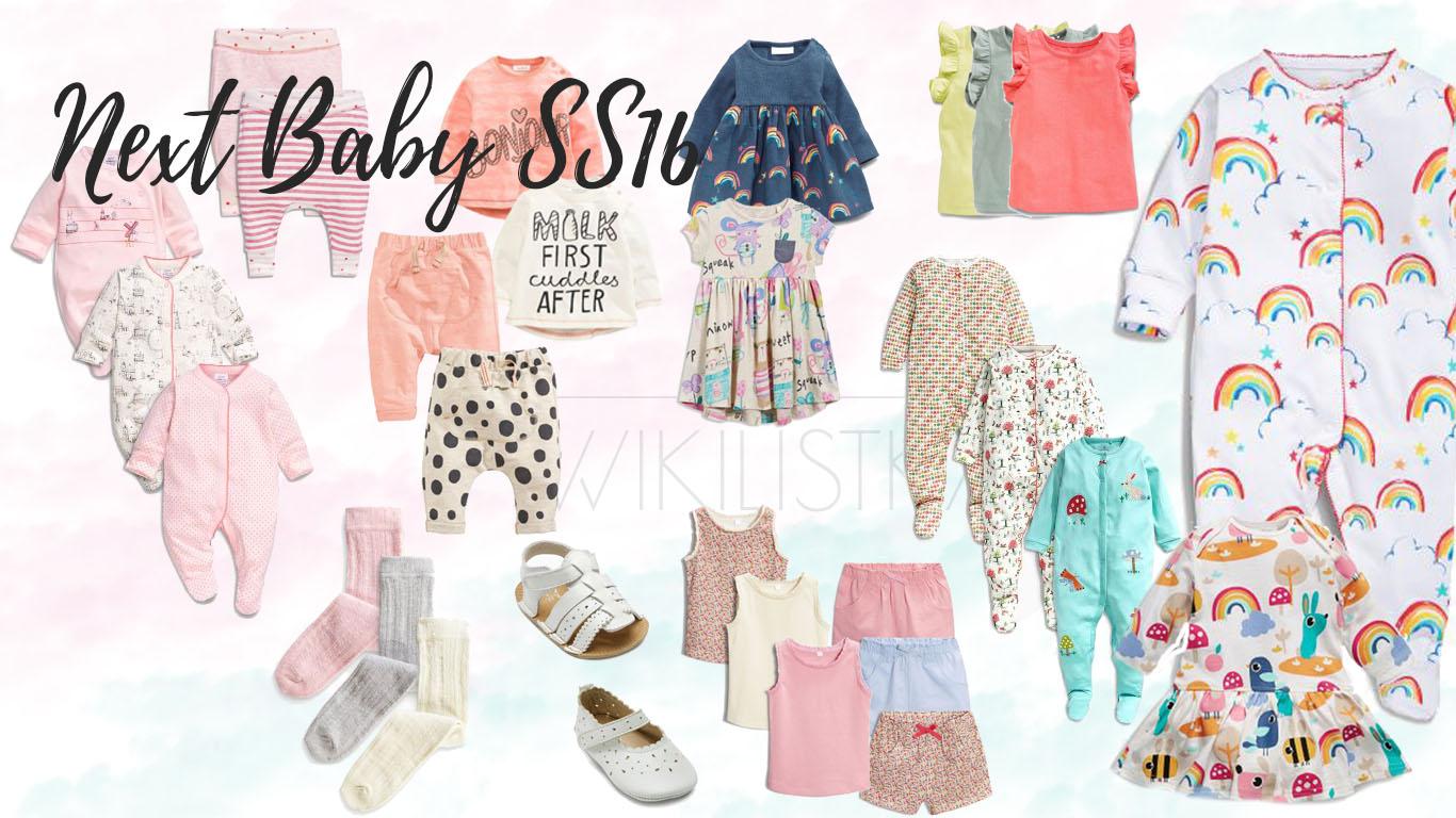 next baby, letnia moda dziecięca, moda dla dzieci, ubrania na lato