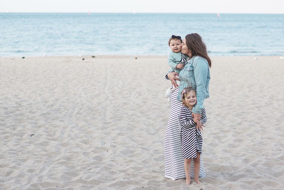 dzieci, plaża, dzieci na plaży, blog parentingowy, fakty o mnie, o mnie, 25 faktów o mnie, wikilistka
