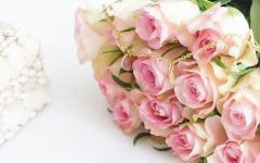 Róże, łańcuszek, inspiracje