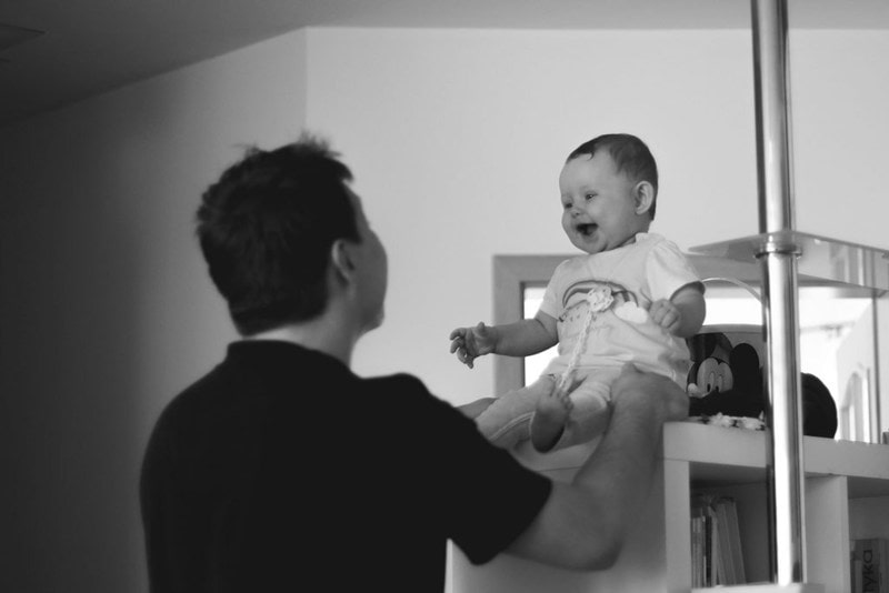 Projekt 365 blog parentingowy tata