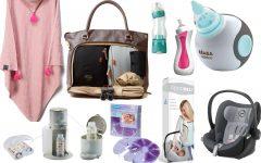 Wyprawka dla noworodka - nosidełko, torebka, buteleczki, podgrzewacz do butelek