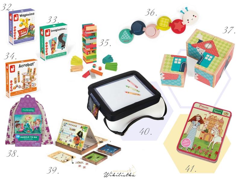 zabawki na wyjazd, zabawki na podróż, janod