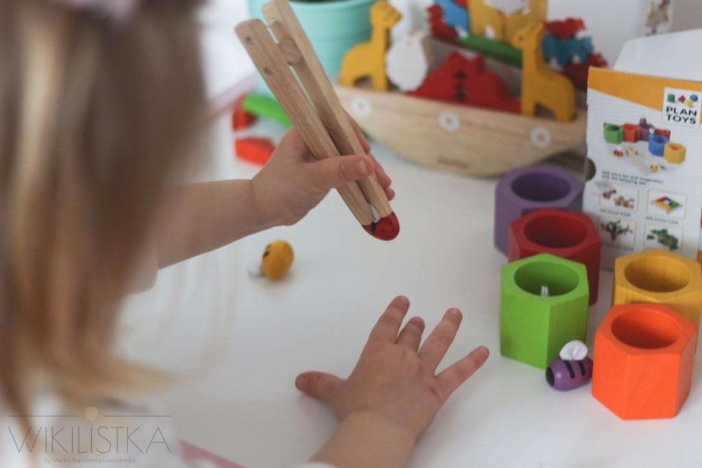 zabawki edukacyjne, zabawki mała motoryka,