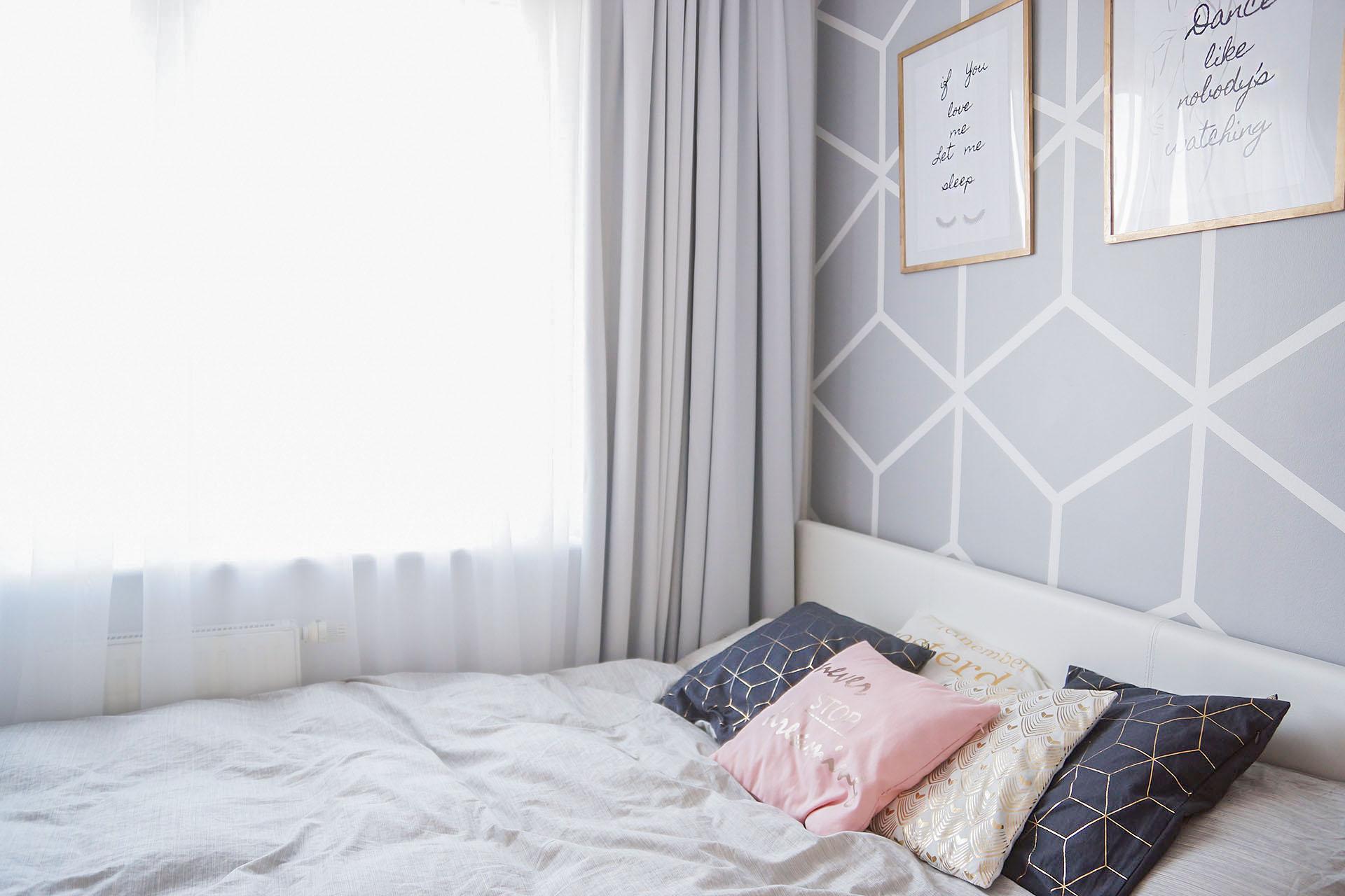 Metamorfoza Małej Sypialni Jak Niskim Kosztem Odmienić Wnętrze