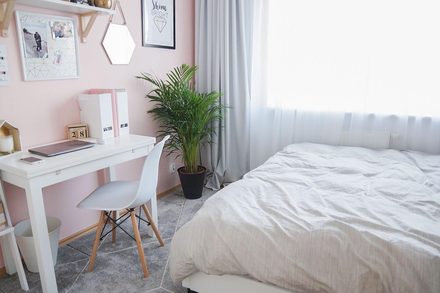 Metamorfoza Małej Sypialni Jak Niskim Kosztem Odmienić