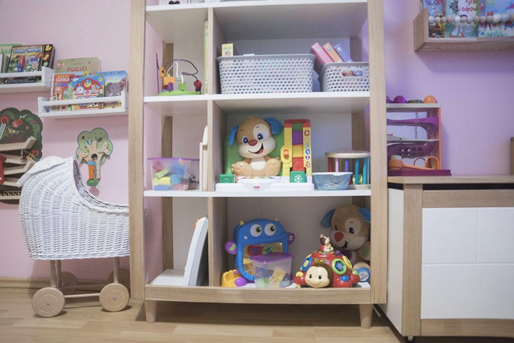 Jak Utrzymać Porządek I Przechowywać Zabawki W Pokoju Dzieci