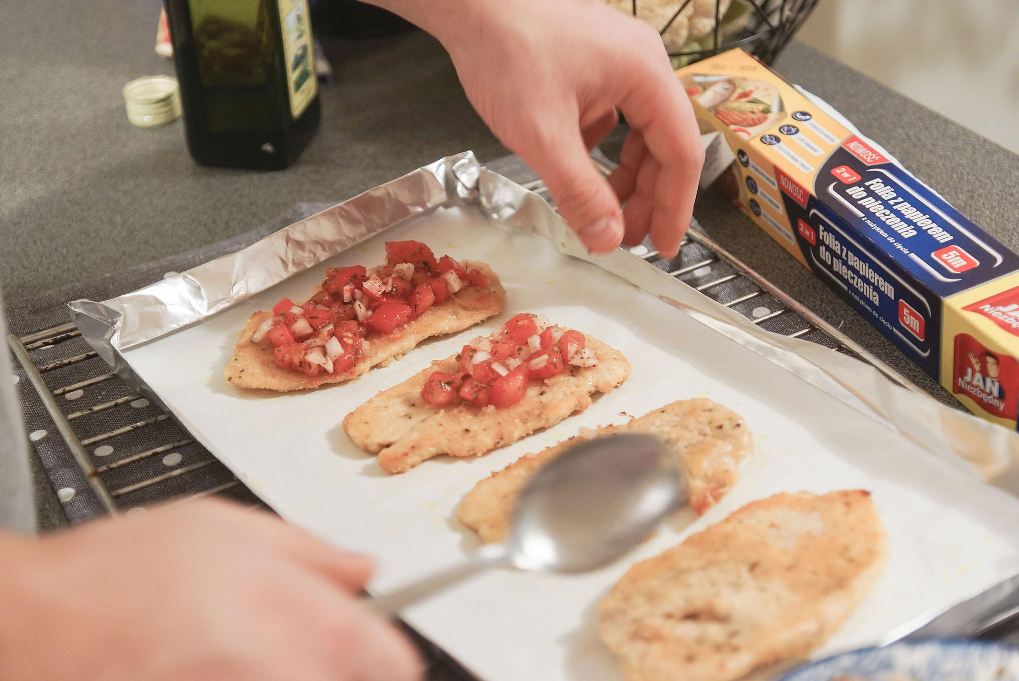 Przepis Na Szybki Obiad I Deser Kurczak Zapiekany Z Makaronem I