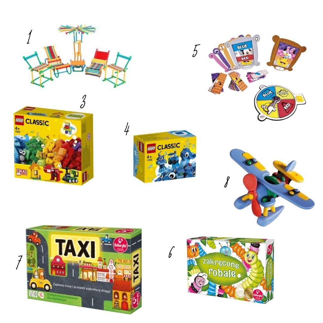 tani prezent dla dziecka zabawka do 50 zł