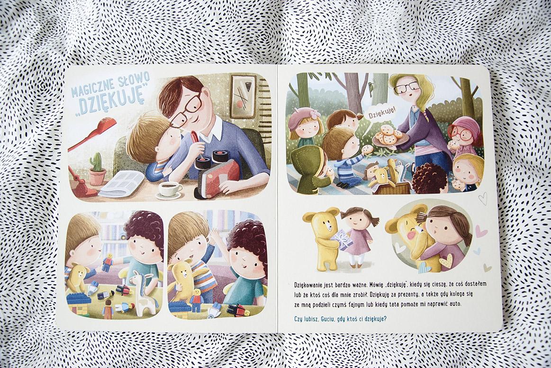 Feluś i Gucio wiedzą, jak się zachować książki dla 3 i 4 latka