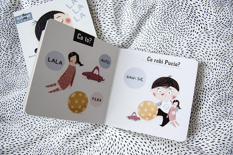 Co robi Pucio? Książki dla 3 i 4 latka