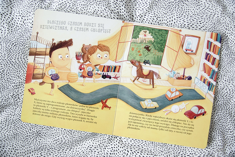 O maluchach w brzuchu, czyli skąd się biorą dzieci książki dla dzieci