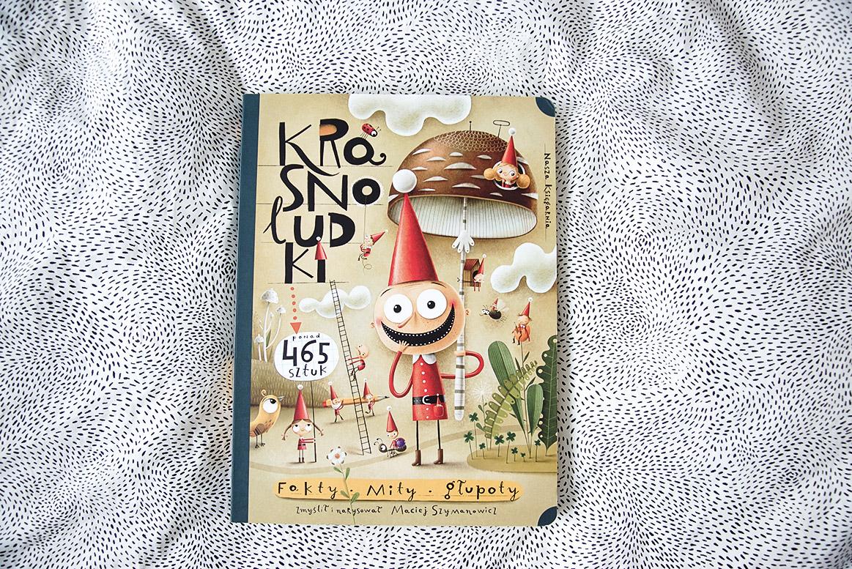 Książki dla 3-4 latka przedszkolaka, Krasnoludki