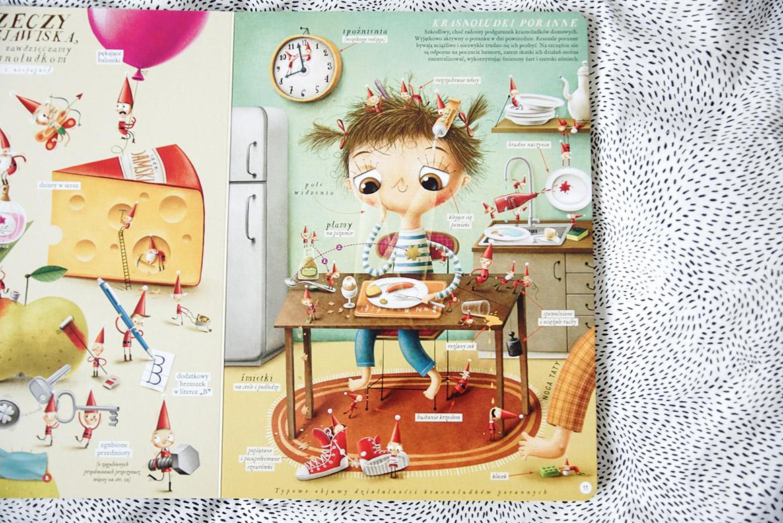 książki dla 3-4 latka, Krasnoludki