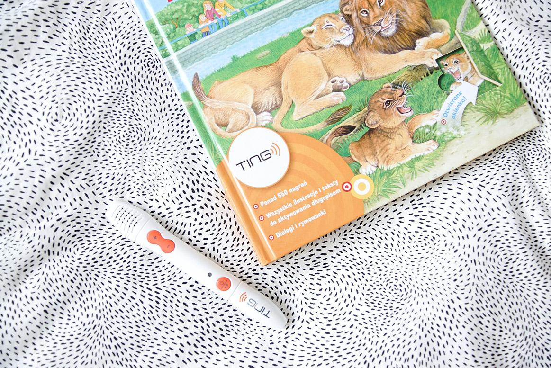 Poznaje zwierzęta w zoo książki dla przedszkolaka